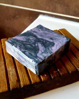 Charcoal & Lavender Soap