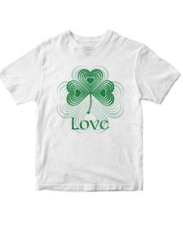 """Love"" Blend Youth T-shirt"