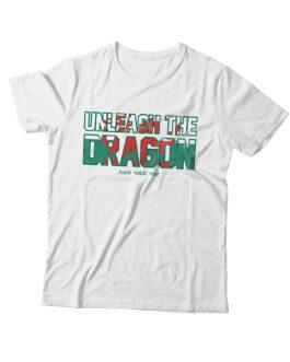 """Unleash the Dragon"" Blend Adult T-shirt"