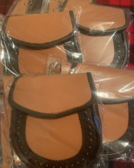Limited Edition Brown Leather Sporran