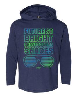 "**Preorder** Superstar ""Future So Bright"" Boys Hoodie"