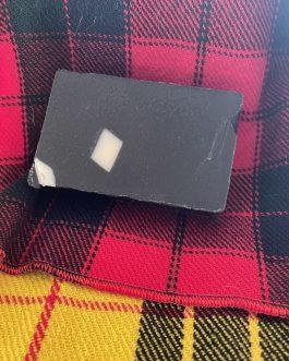 Black Charcoal Soap