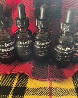 Black Label Beard Oil